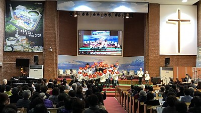 [12월2일] 1교구주최예배
