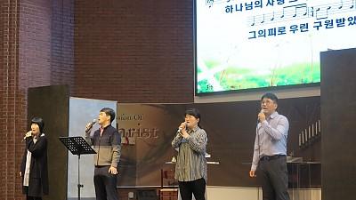 [4월14일]장로중창단 주최예배