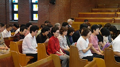 6월23일 병원선교위원회 주최예배